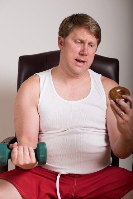 太ってる男性は恋愛対象外?ぽっちゃりでも婚活で結婚できる?